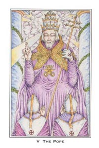 De Hogepriester (Medieval Enchantment-deck)