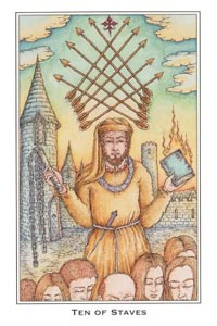 Staven Tien (Medieval Enchantment-deck)